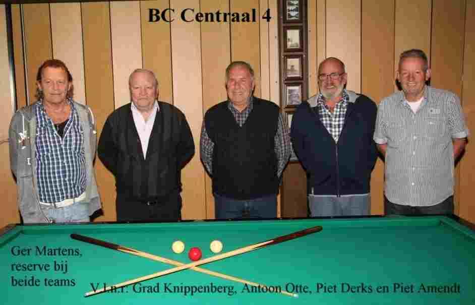 BC Centraal  Baarlo 4