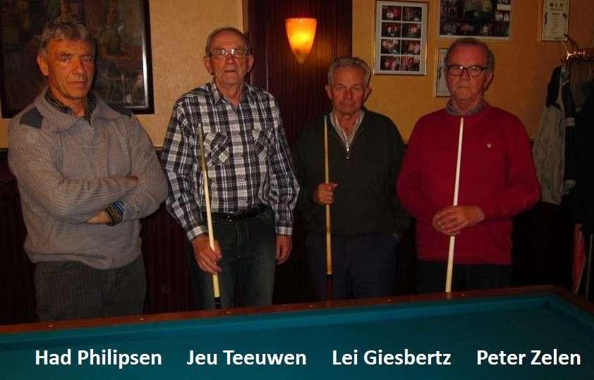 SBV-Egchel-2 kampioen 2013-2014
