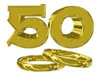 50 jaar gouden bruiloft Felicitaties Voor Gouden Bruiloft   ARCHIDEV 50 jaar gouden bruiloft